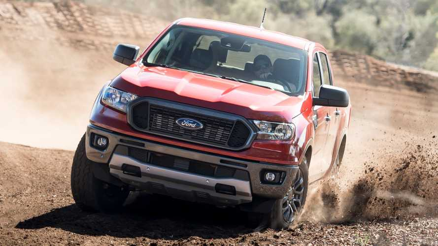 Ford Ranger Gets Performance Pack Pushing Output To 315 HP