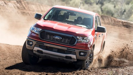 2019 Ford Ranger First Drive: Mighty Morphin' Power Ranger