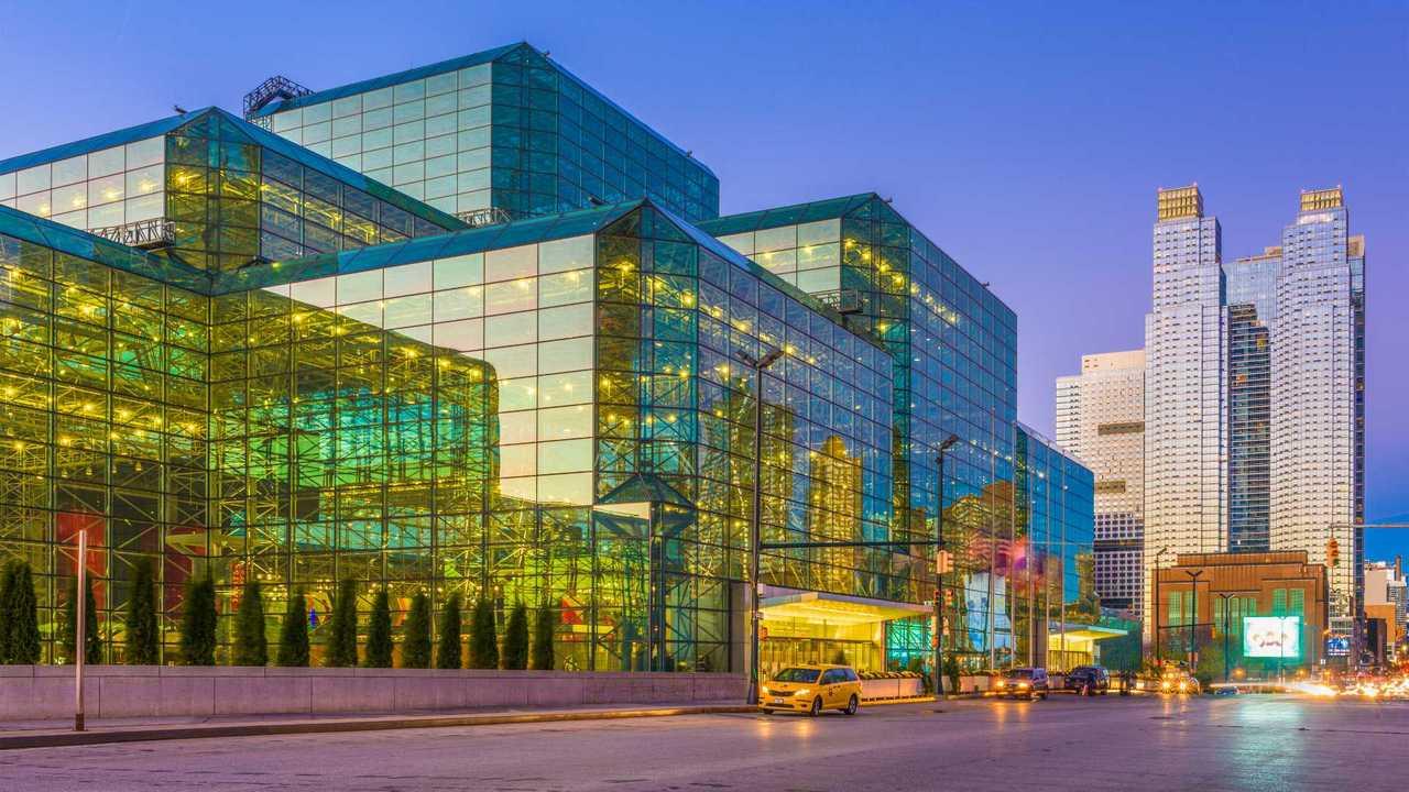 Jacob Javits Center in Manhattan New York City
