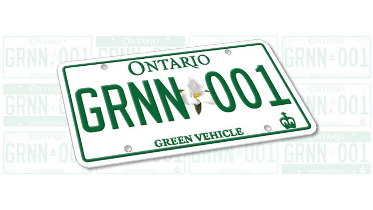 Canadian Government Offering Grants To Small Businesses And Consumers To Purchase EVs