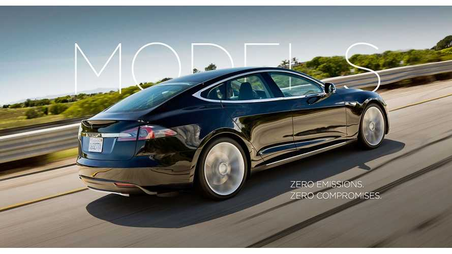 $64,500 Gets You A Model S In Canada, As NAFTA Bumps Price