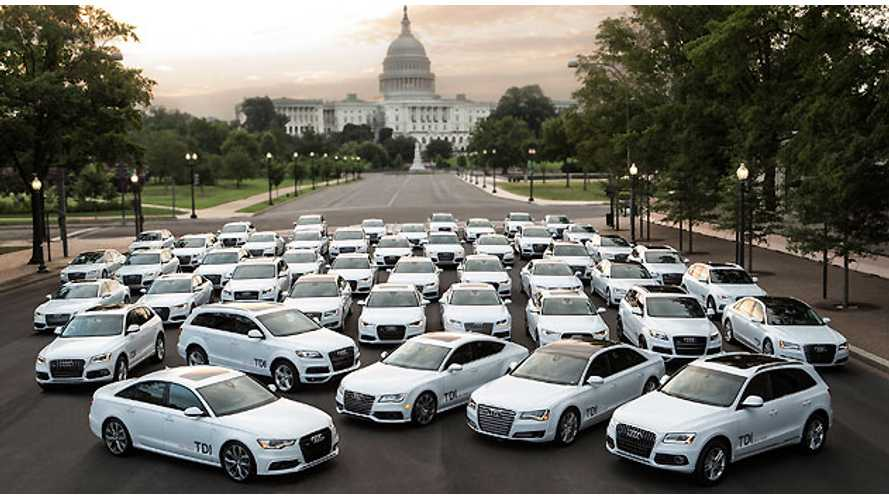 "Audi: US ""Government Has Unfairly Placed Bets on Electrics Over Clean Diesel Vehicles"""