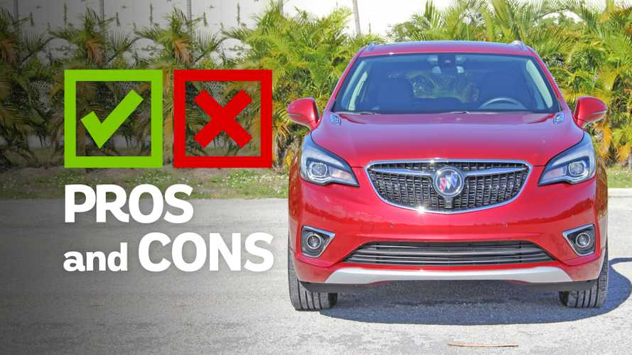 2019 Buick Envision Premium 2.0T: Pros And Cons