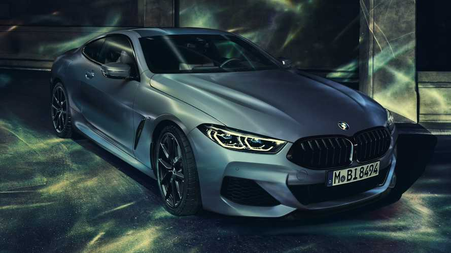BMW 8 Series First Edition gets exclusive design tweaks