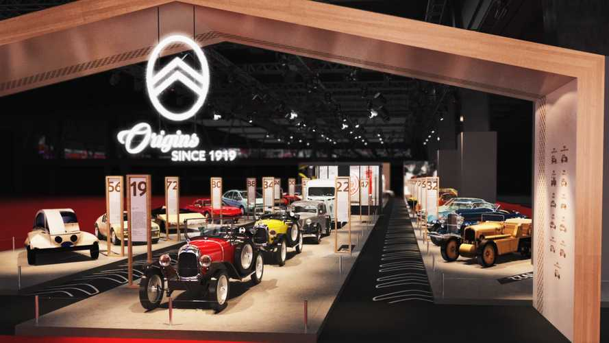 Un secolo di storia Citroën in un museo virtuale tutto da scoprire