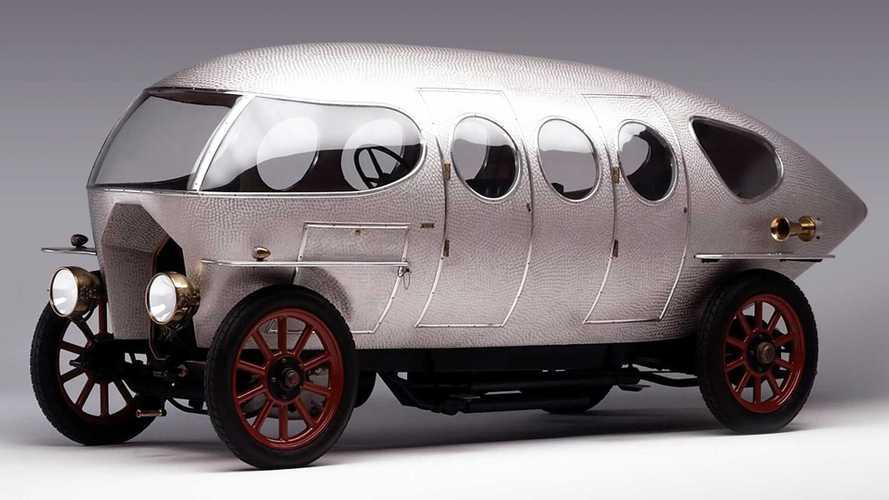 DIAPO - Les voitures les plus aérodynamiques de chaque décennie