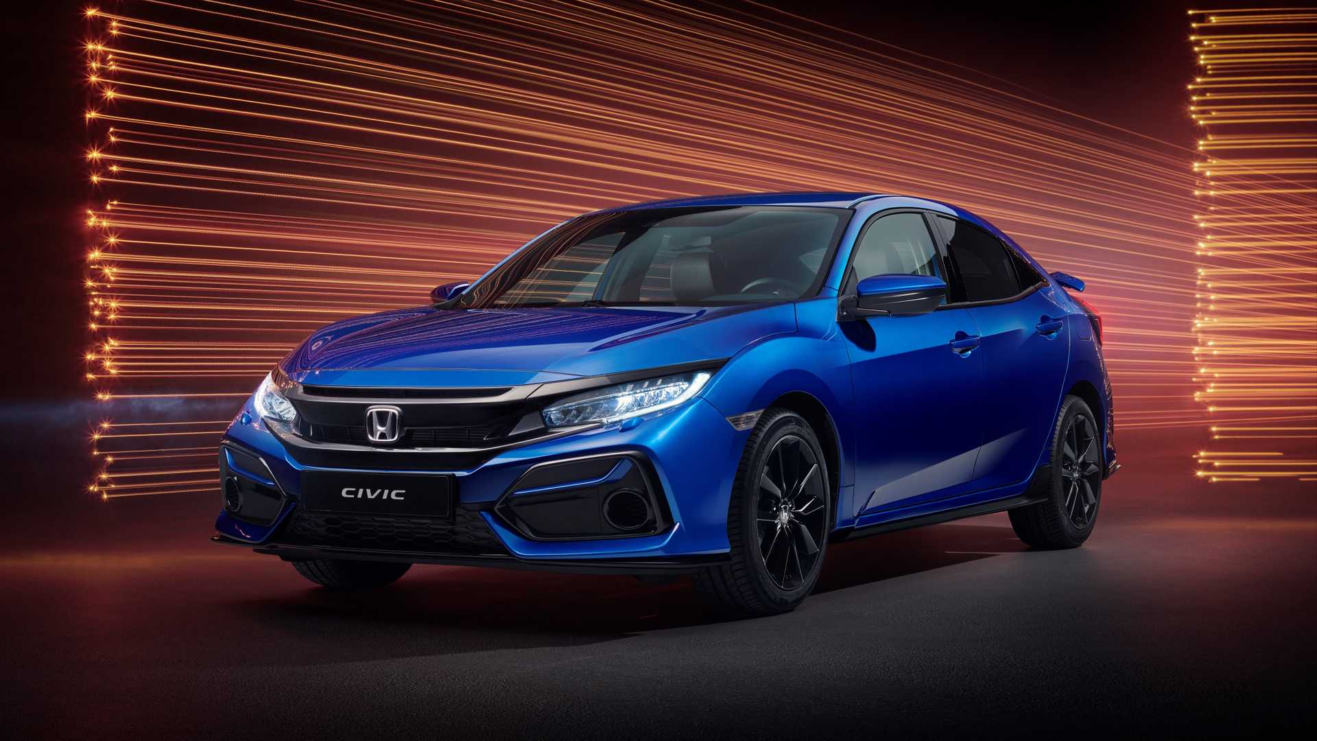 2020 Honda Civic Hybrid Review and Release date