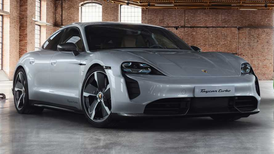 Taycan gets exclusive touches by Porsche Manufaktur