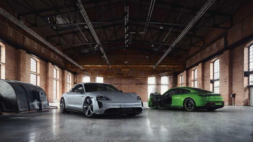 Así es el Porsche Taycan personalizado por Porsche Exclusive Manufaktur