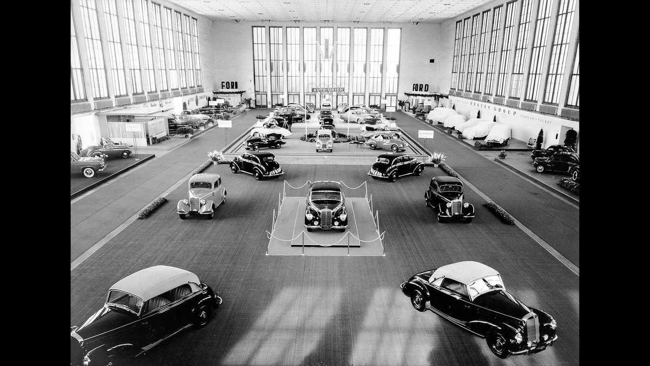 IAA-Historie: 1951