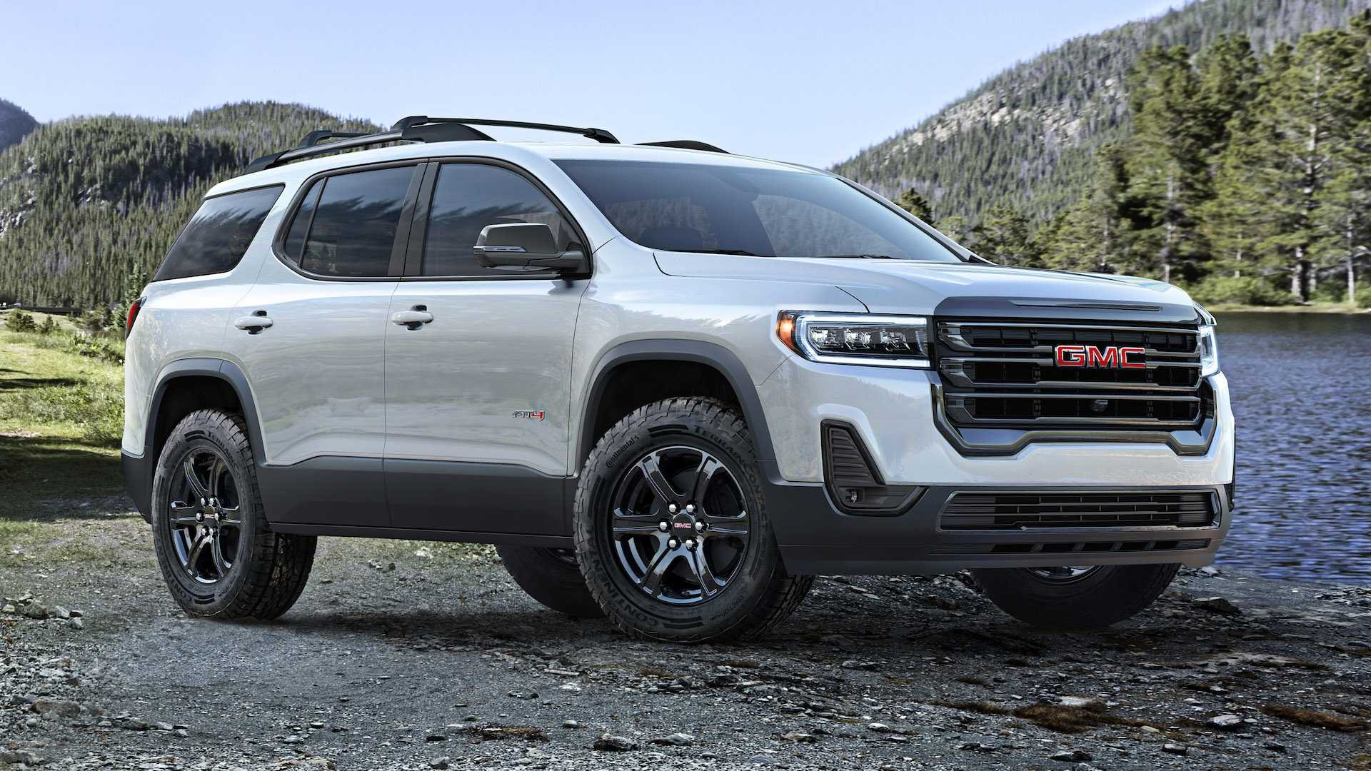 Gmc Acadia News And Reviews Motor1 Com