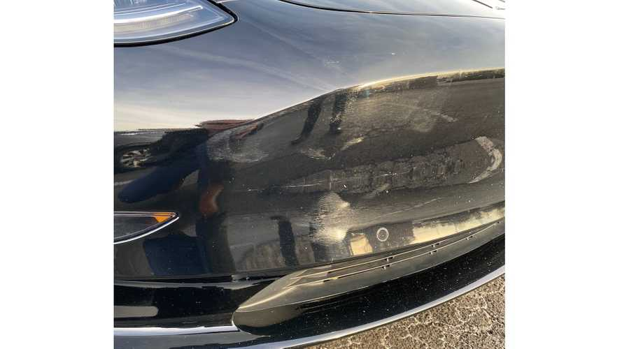 Tesla Sentry Mode Helps InsideEVs Reader Catch Hit And Run Offender