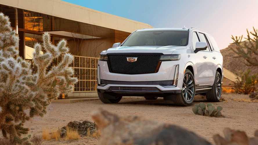 Cadillac Escalade 2020: así es el nuevo y lujoso SUV americano
