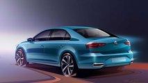 Novo Volkswagen Polo Sedan - Rússia