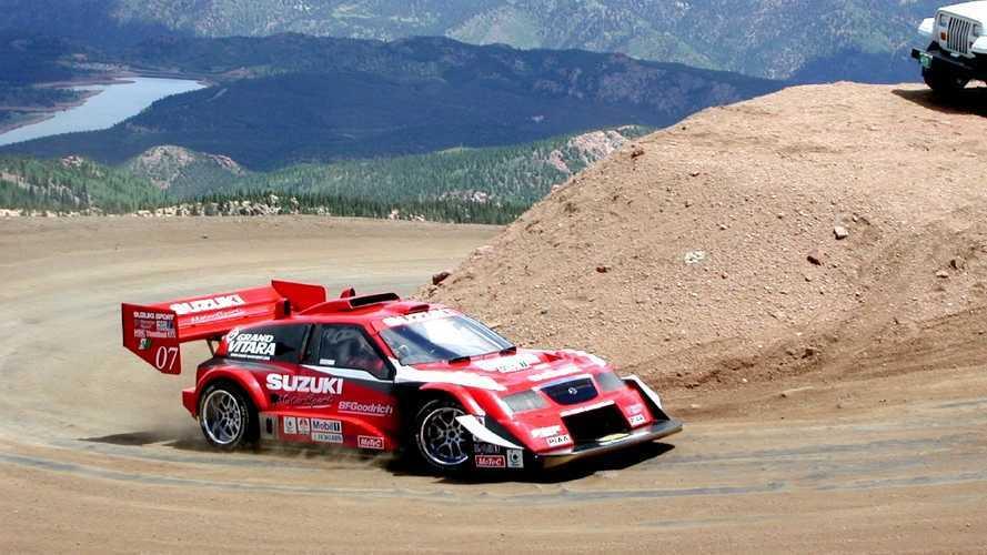 Suzuki Escudo Pikes Peak: el coche con el que te pasaste Gran Turismo