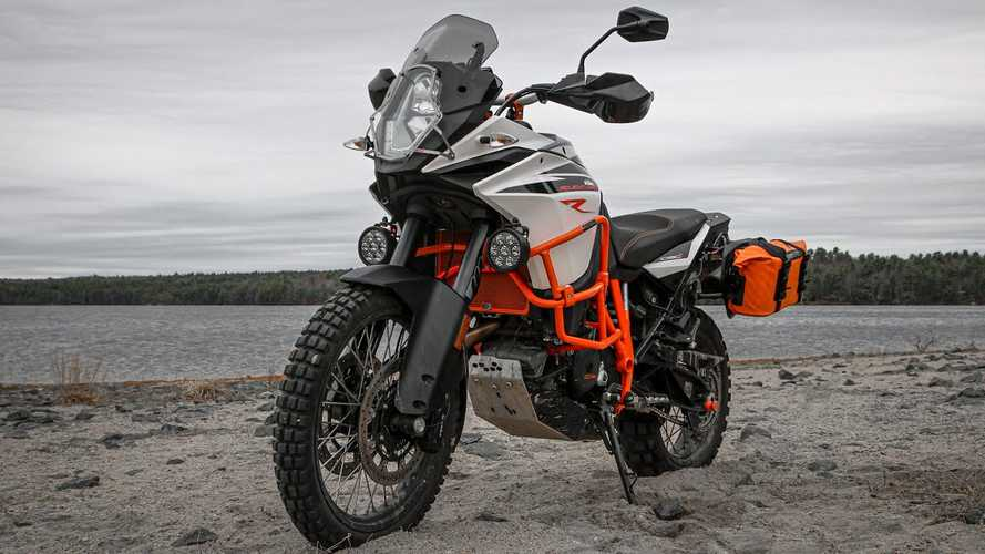 KTM ADV Bikes Shine On With Denali CANsmart Controller