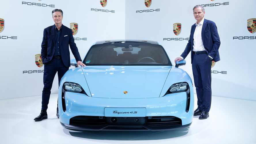 Porsche summarises 2019 results, outlines future electric models