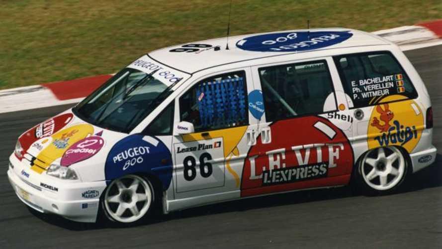 L'histoire de la Peugeot 806 des 24 Heures de Spa