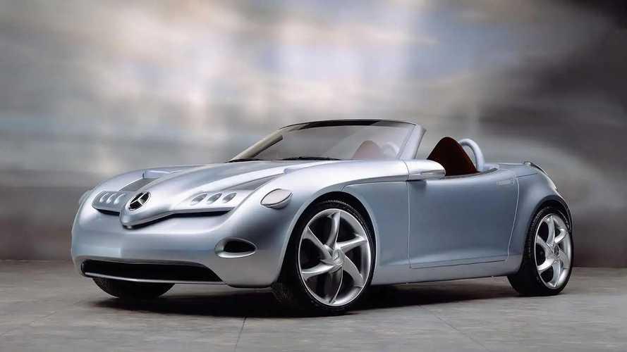 Mercedes-Benz Vision SLA (2000)