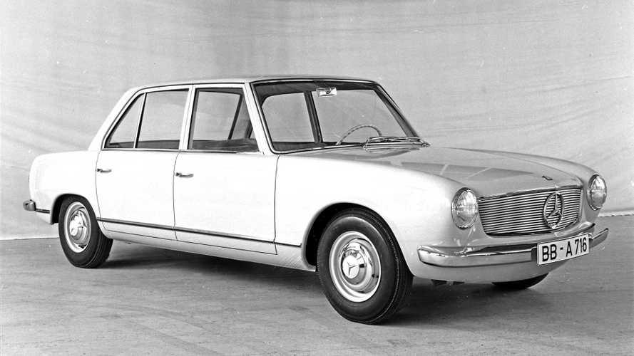 Mercedes W 118 und W 119 (1962)