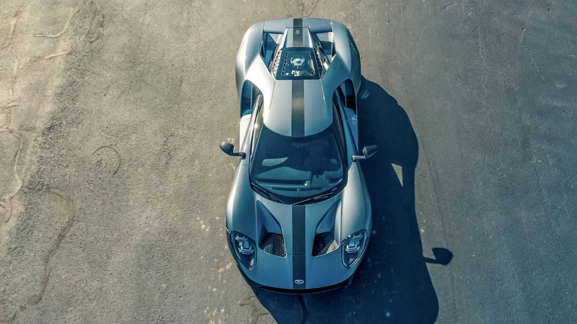 "[""2017 Ford GT Competition Series Gets In Touch With Racing Roots""]"