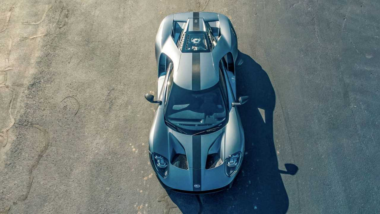 2017 Ford GT Competition Series Gets In Touch With Racing Roots