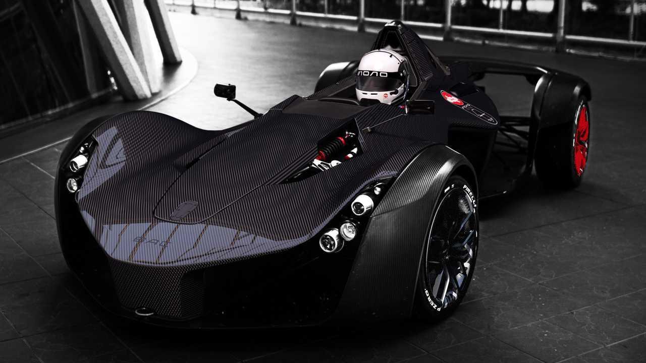 BAC Mono One Carbon Black