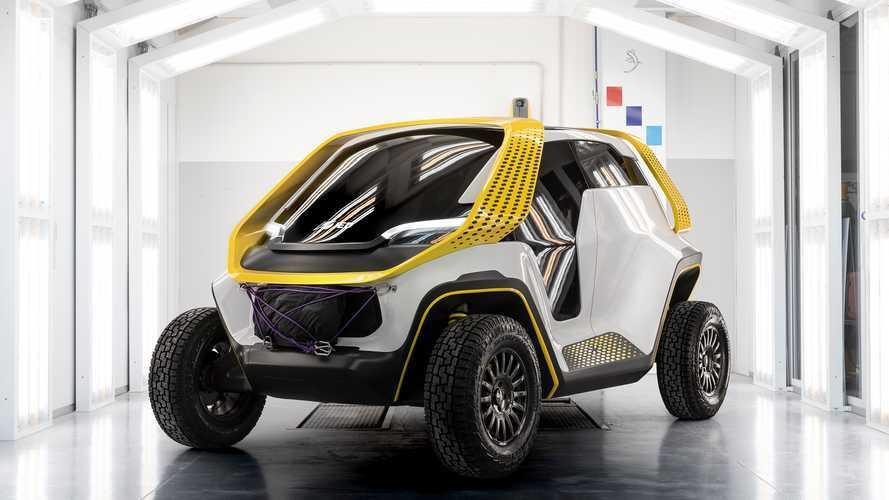 Salone di Ginevra (digitale), l'auto dello IED si comanda con un'app