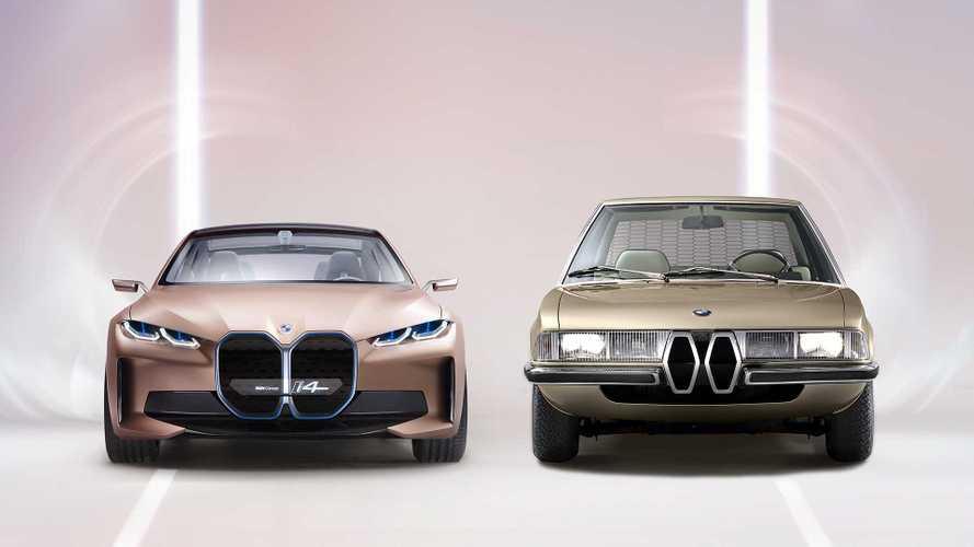 Ist die Idee zur extragroßen BMW-Niere schon 50 Jahre alt?