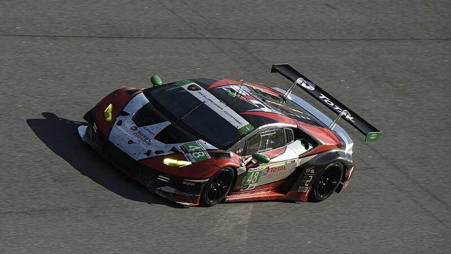 Vídeo: el nacimiento de un Lamborghini de carreras