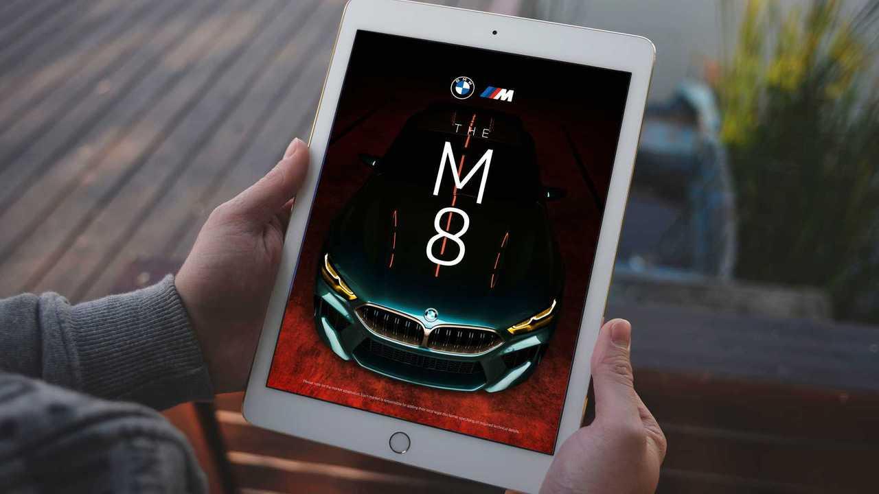 Новый логотип BMW и где он будет использоваться