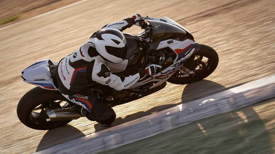 BMW S 1000 RR: nuovi accessori M Performance