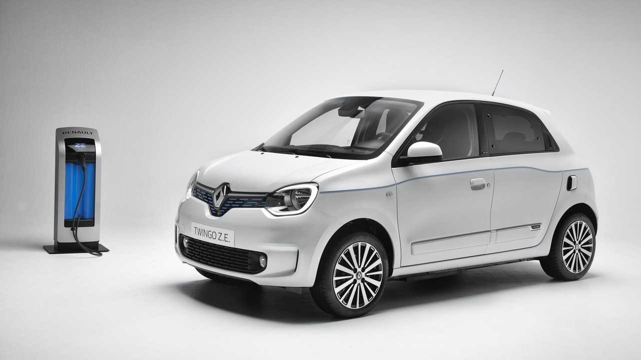 Renault Twingo Z.E. 2020 (eléctrico)