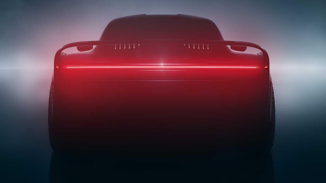 Porsche 911 by Marc Phillip Gemballa (MPG)