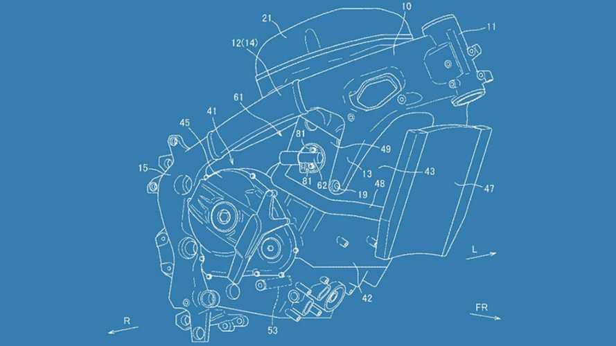 Suzuki: per la GSX-R 1000 una nuova fasatura variabile