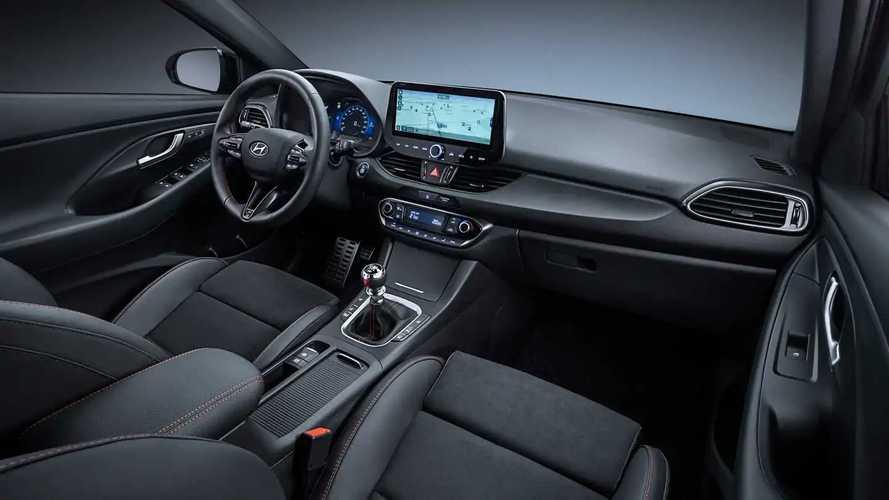 Hyundai i30 restylée (2020)