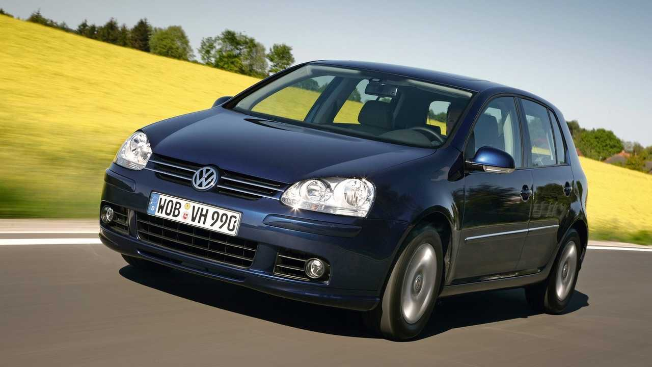 7. Volkswagen Golf