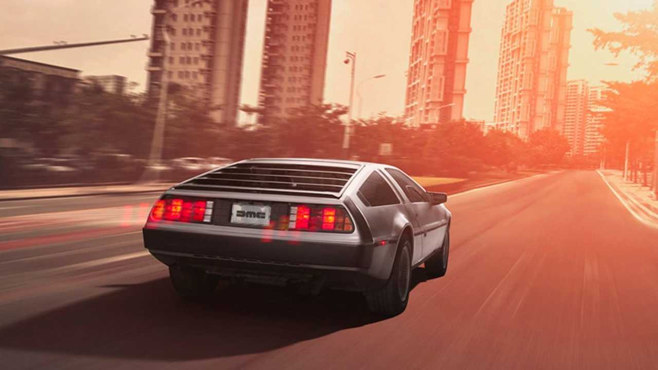 Soon You May Be Able To Purchase A New DeLorean DMC-12