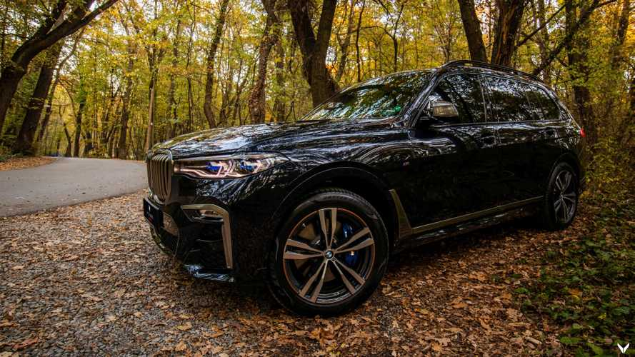 BMW X7 by Vilner