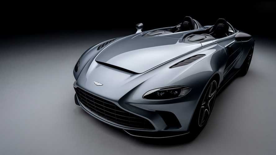 700-bhp Aston Martin V12 Speedster debuts with no roof, windscreen