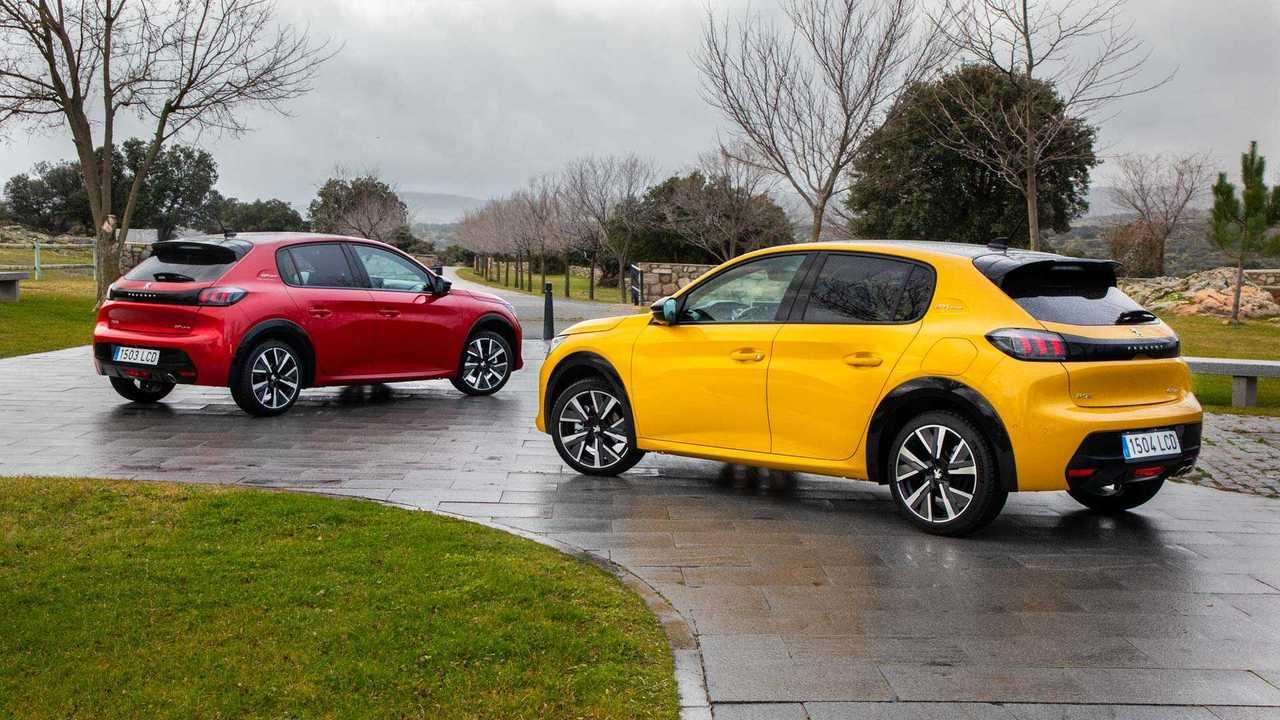 2020: Peugeot 208