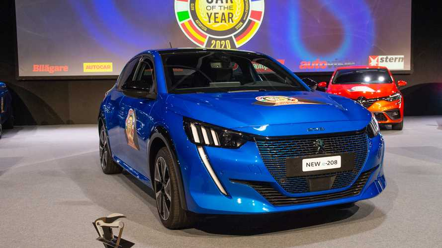 "Peugeot 208 ist ""Car Of The Year 2020"""