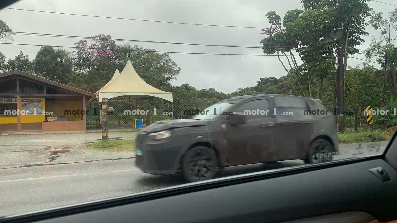 Flagra: Fiat SUV do Argo