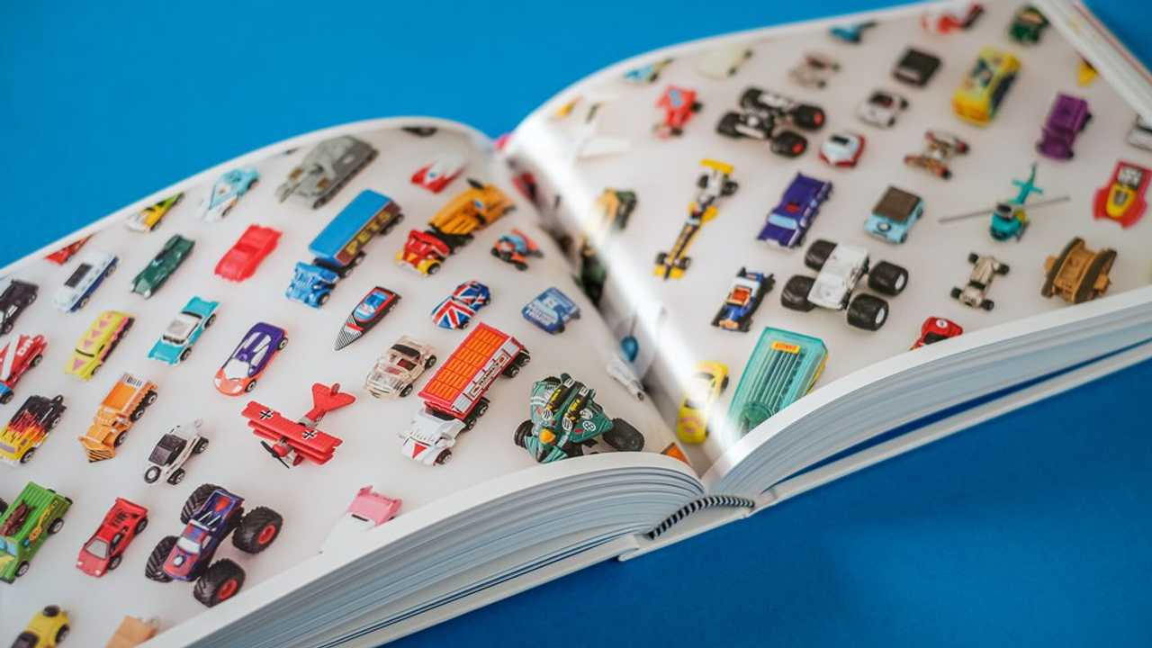 'Micro but Many' book about Micro Machines