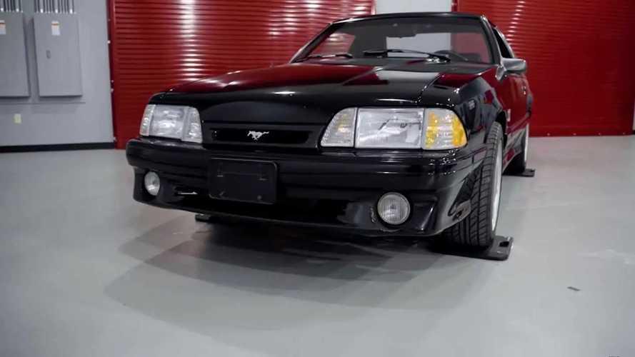 1993 Ford Mustang SVT Cobra Dyno Video