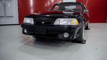 1993 Ford Mustang SVT Cobra Dyno Video