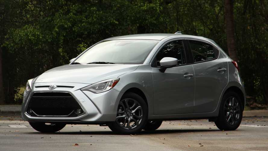 2020 Toyota Yaris XLE: Review