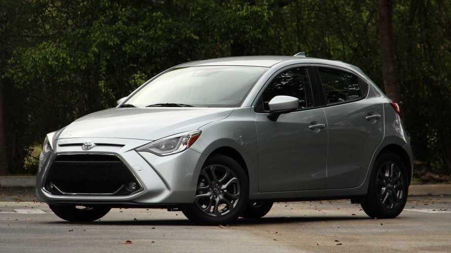 Toyota Yaris XLE 2020 - Avaliação