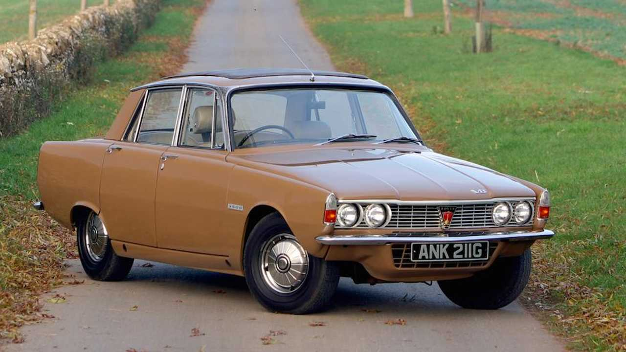 Rover P6 Buying Guide