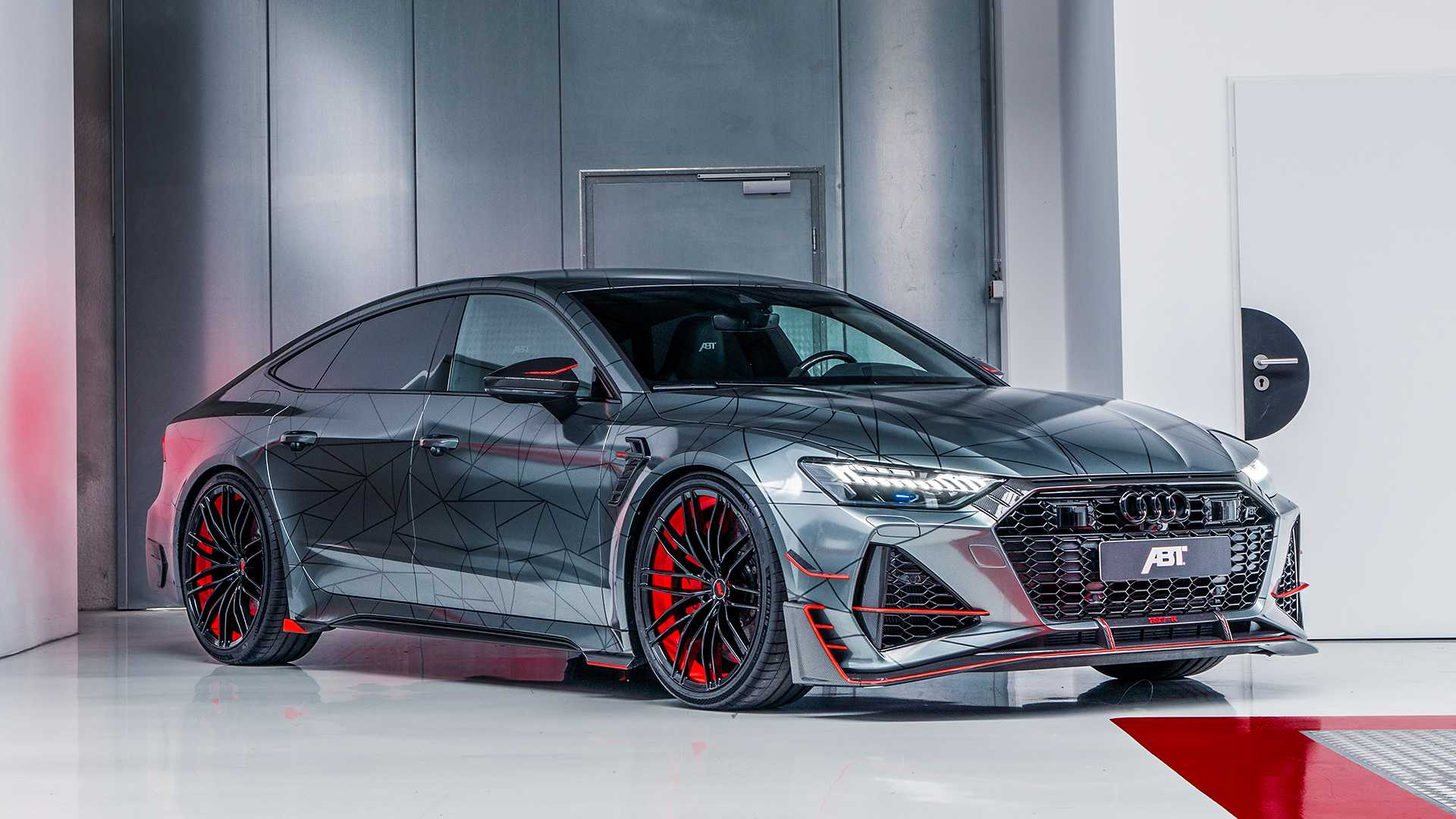 Abt Rs7 R Takes The New Audi Rs7 Sportback To 730 Horsepower